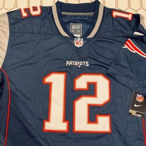 Patriots Jersey- Brady